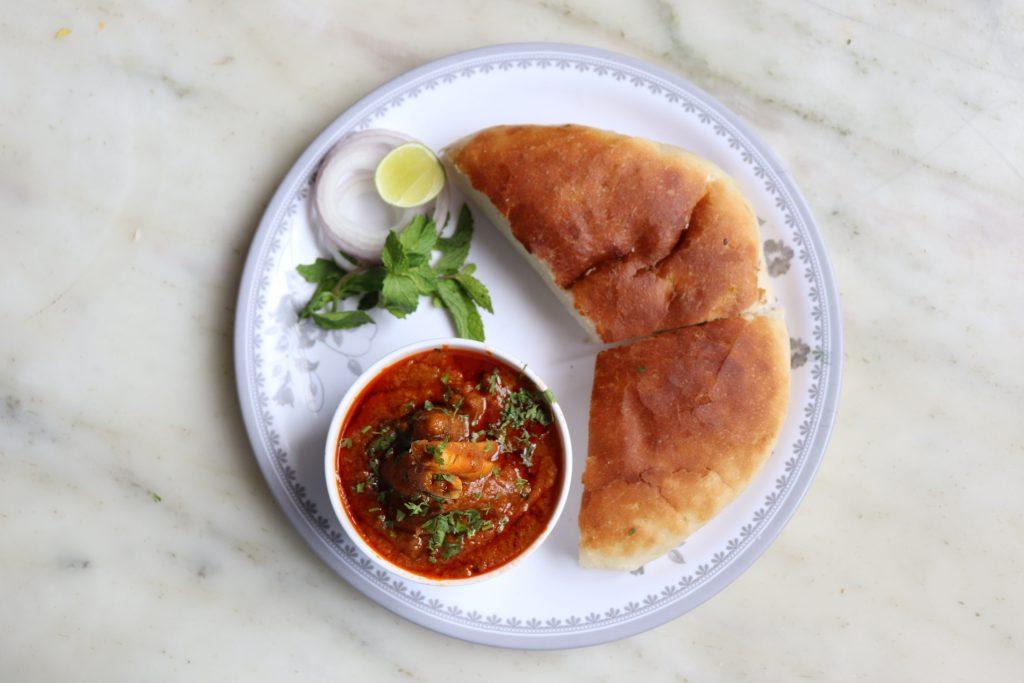 Nalli Nihari & Sheermal Naan